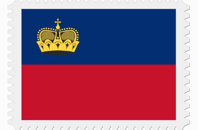 Liechtenstein-Post