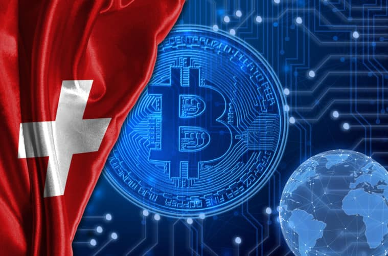 Switzerland-blockchain