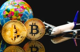 blockchain-airplane-flight