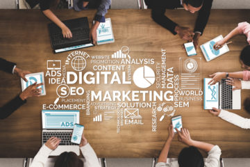 Digital,Marketing,Technology,Solution,For,Online,Business,Concept,-,Graphic